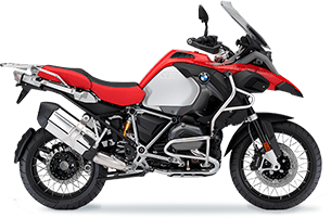 Rent a bike BMW R 1200 GS Adventure