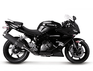 Rent a bike Hyosung GT-650 R