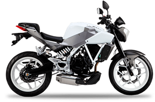 Rent a bike Hyosung GD 250