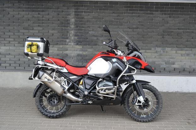 Оренда мотоцикла BMW R 1200 GS Adventure